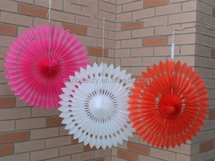 Hanging Tissue Paper Craft Wall Hanging Decors Buy Paper Craft