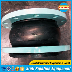 ISO certificate high quality rubber expansion joints for pipes