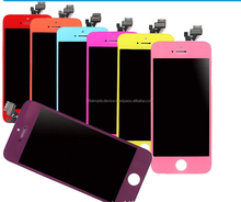 China Mobile Lcd Screen for Iphone 4 4S 5 5C 5S Smart Phones Replacement