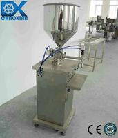 China manufacturer hand-operated honey straw filling machine