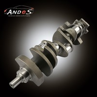 Custom Racing Forged Billet Crankshaft for BMW M3 E36 V8 Crankshaft