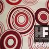 aloba circle design printed uoholstery fabric sofa fabric