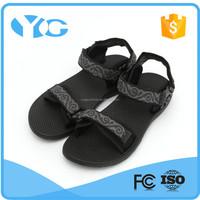 China sandal direct wholesale safety men sandal safety footwear