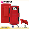 red phone accessory for galaxy S6 holster case