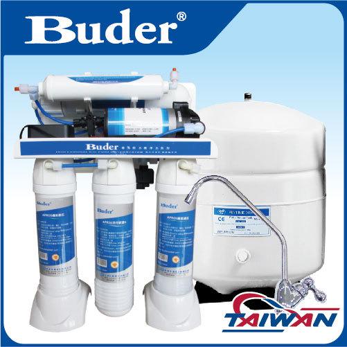 [Taiwan Buder] Ménage Sous L'évier 5 Stade RO Purificateur D'eau