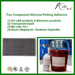two component potting glue for led screen