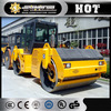 Construction machine XD122 12 ton XCMG hydraulic double drum road roller