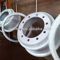 10 holes heavy truck steel wheel rims