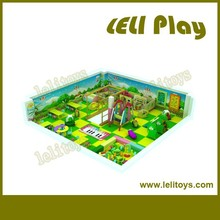 LL-I26 Supermarket Children Commercial Indoor Playground Equipment