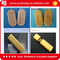 OEM design promotional gift wood usb flash drive wholesale