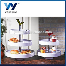 3 Tier Acrylic Wedding Party Favour Cupcake Cake Stand