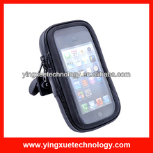 Bike Bicycle Handlebar Water Proof Case Cover Mount Holder for iPhone 5/5S/5C
