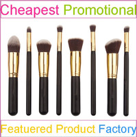 8pcs copper ferrule makeup kits for sale face makeup kits for sale with cheapest price