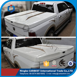 High Quality New FRP Bed Cover for Dodge Ram Ext/Crew Cab 5.5' Short Bed 09-14