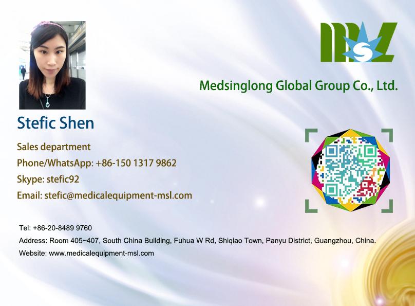 Mslmf01s лучшее качество медицинской рентгеновской пленки с CE для продажи