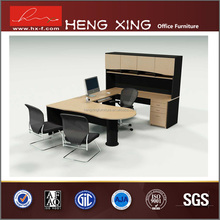 Competitive Price Glossing U Shape Executive Office Desk (HX-ND5080)