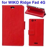 China Supplier Crystal Texture Cover Case for Wiko Ridge Fab 4g