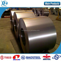 Competitive Quality Secondary galvanized steel in coils supplier china