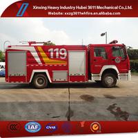 China Manufacturer Hot Sale Emergency Rescue 8000L Foam Fire Engine