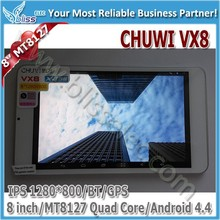 Popular 8 inch android 4.4 bluetooth 4.0 GPS pc tablet