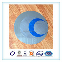 Cold rolled 2B BA finish manufacturers of stainless steel circle 201