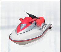 Hot sale PVC inflatable sea scooter water jet ski jet ski for kids