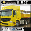 ZZ1257S4341V 371HP 25 ton 6x4 Sinotruk Howo cargo truck air conditioner