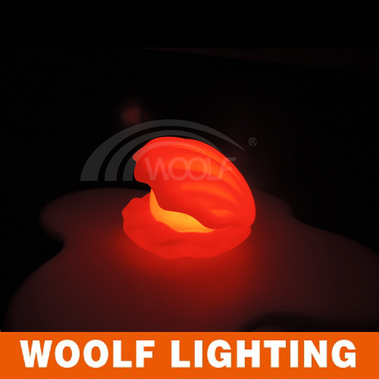 Diseño moderno led de colores dibujo lámpara de mesa ...