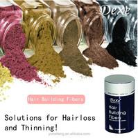 Dexe hair thickening powder cover hair fibers Spots ,Thicker Hair Growth Fiber