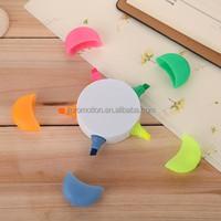 Novelty promotional ideas/erasable ink ball pen/ball pen ink eraser