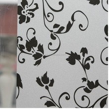 Non-adhensive Static Cling Window Film/ Privacy Window Static Cling Film