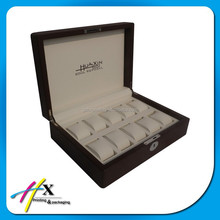 Large-space Newest Fashion Popular Watch Wooden Boxes as a Gift