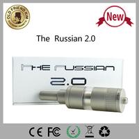 2014 hight quality the original russian 2.0 rba atomizer the original russian 2.0 uct & russian 2.0 clone