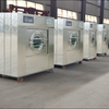 FORQU stainless steelc commercial industrial wash machine for jeans