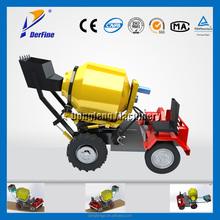 SD800 new products diesel concrete mixer / concrete mixer machine price in india / china mixer
