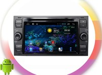 android 4.4 car audio For FORD old focus /MAX/ FIESTA RDS ,GPS,WIFI,3G,support OBD,support TPMS