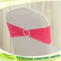 Wedding Chair Ruffle Chair Sash JC-CS04