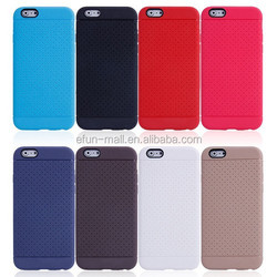 Non-slip Soft TPU Cases For iPhone 6 Ultra Thin Back Cover Protective Shell Skin