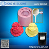 Durable high quality silicone rubber for candle mold