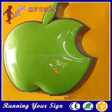 ipone Blister sign factory price acrylic wholesale letters