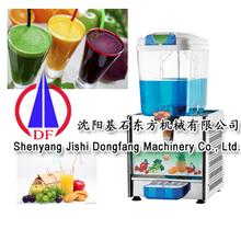 Hot sale one tank fruit juice dispenser / orange juice dispenser machine
