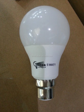 LED globe Bulb 7W, B22 led bulb 7w cheap led lamp for India market