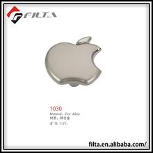 Apple Shape Knobs Zinc Small Dresser Drawer Pulls