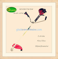 grass cutters rice harvester in stock long gasoline grass cutter