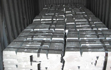 pure zinc ingot 99.9%