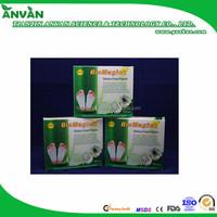 real factory bamboo vinegar detox foot pads foot patch