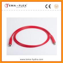 TF 16-100 16mm ID WP 1000 BAR Parker Hannifin Polyflex Spirstar Ultra-high Pressure hose For Waterblasting