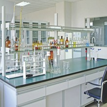 Special corrosion resistant chemical laboratory table