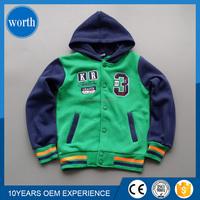 newest 2015 stylish children jacket hoody
