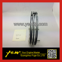 6d22 piston ring for excavator engine parts